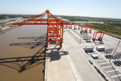 Terminal Portuaria Rio de la Plata